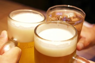 お酒と健康について